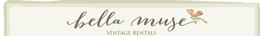 Bella Muse Vintage Rentals logo