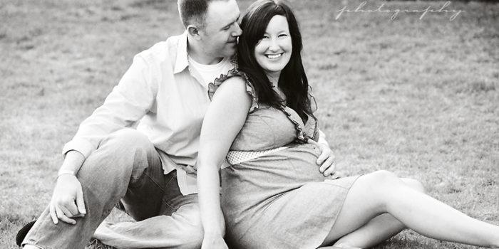Brooke & Andy   Columbus, GA Maternity Photographer