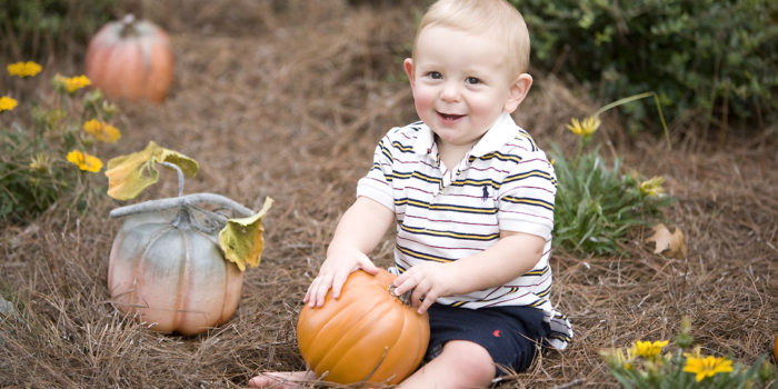 Bryce | 9-Month Milestone | First Year Session Photographer
