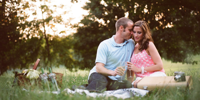 Rebecca + Dustin | Atlanta Wedding Photographer | Film Photographer