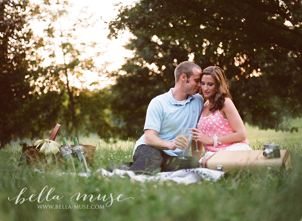 Rebecca + Dustin | Atlanta Wedding Photographer | Film Photographer