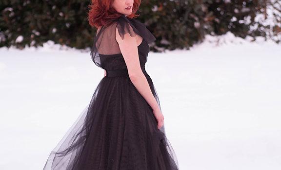 Kara | Glam in the Snow