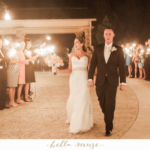 Rebecca + Dustin | Glendalough Manor Wedding