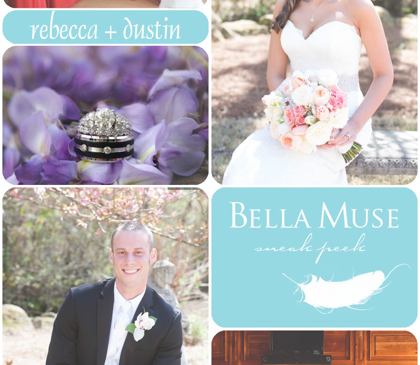 Rebecca + Dustin | Atlanta Wedding Photography | Sneak Peek