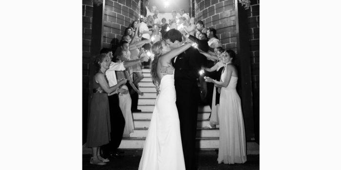 Capitola + Jeff // Homestead Preserve Wedding