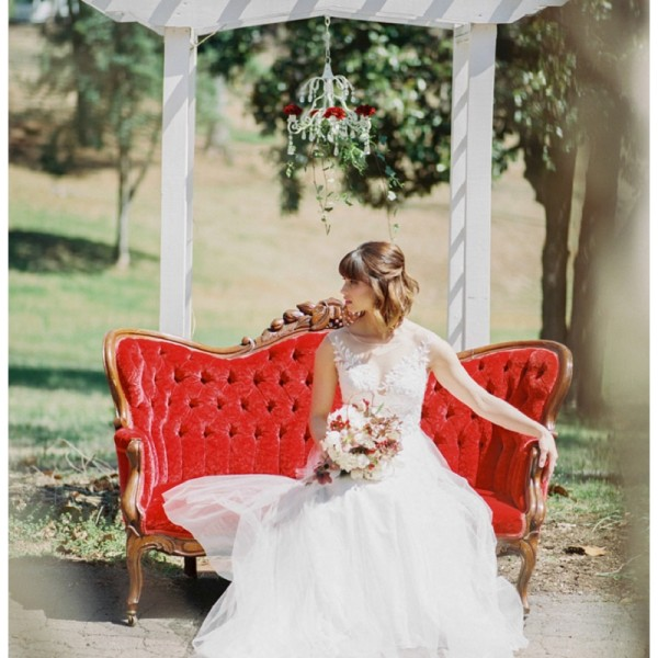 Caitlin // Fine Art Bridal Photography
