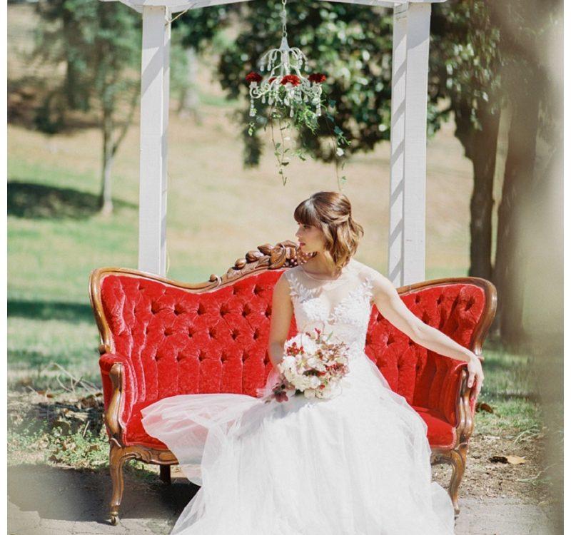 Caitlin // Fine Art Bridal Photography